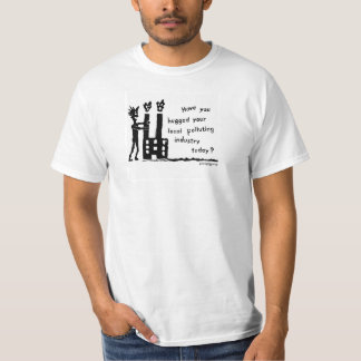 poopy ayez-vous T-shirt étreint