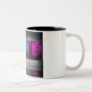 POP Art Mug Bicolore