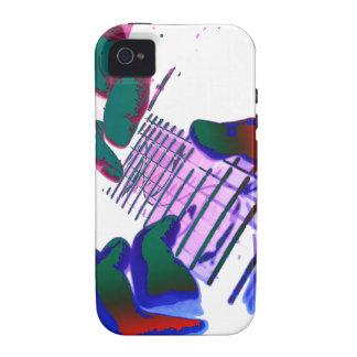 Pop type de Guitar Ing tâtonner iPhone 4 Case