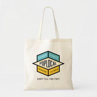 Poplocal fourre-tout sac de toile