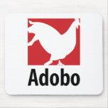 Porc de poulet d'Adobo Tapis De Souris