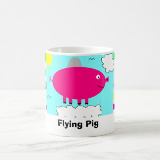 Porc de vol mug