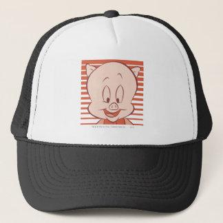 Porc gros 23 expressifs casquette