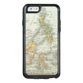 Porcelaine d'Indo et archipel de Malaysian Coque OtterBox iPhone 6/6s