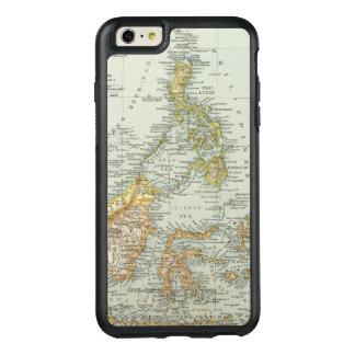 Porcelaine d'Indo et archipel de Malaysian Coque OtterBox iPhone 6 Et 6s Plus