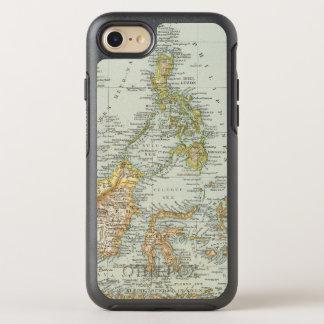 Porcelaine d'Indo et archipel de Malaysian Coque Otterbox Symmetry Pour iPhone 7