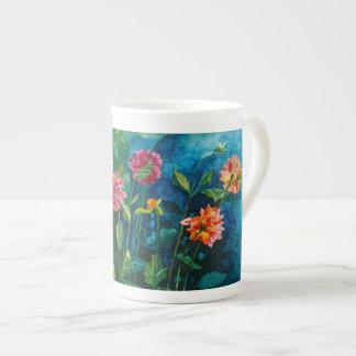 Porcelaine tendre de Zinnia Mug