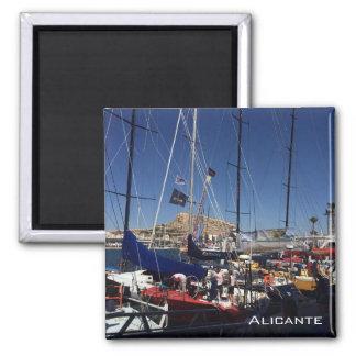 Port d'Alicante Aimant