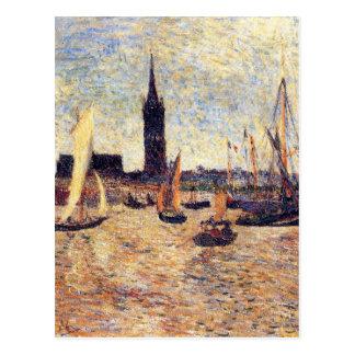 Port de Bordeaux par Paul Gauguin Carte Postale