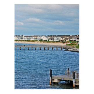 """""""Port de Lewes collection de ferry"""" Carte Postale"""