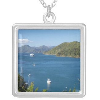 Port de Picton, bruits de Marlborough, sud Collier