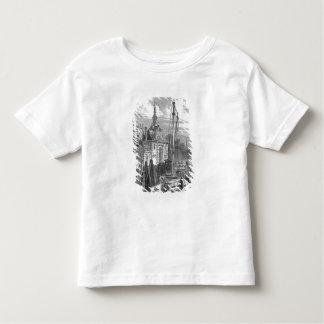Port de Rotterdam, Hollande T-shirt Pour Les Tous Petits