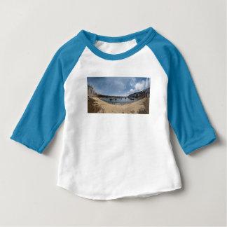 Port de trou de souris t-shirt pour bébé