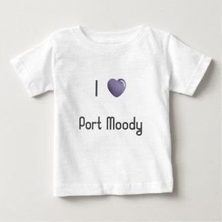 Port du 💜 I déprimé T-shirt Pour Bébé