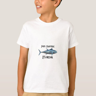 port la Floride canaveral T-shirt