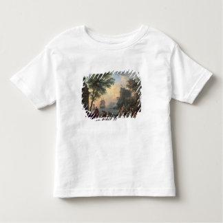 Port maritime, 1763 t-shirt pour les tous petits