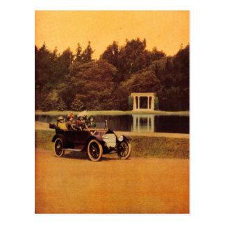 Portails du passé, Golden Gate Park C. 1915 Carte Postale