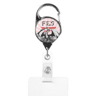 Porte-badge Insigne Carabiner de FES Yokosuka