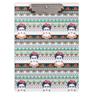 Porte-bloc Aztèque de Frida Kahlo |