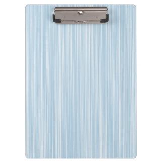 Porte-bloc Créez propre aquarelle personnalisée de bleu du