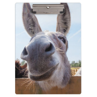 Porte - bloc de sourire d'âne