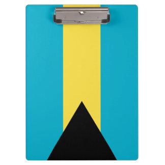 Porte-bloc Drapeau des Bahamas