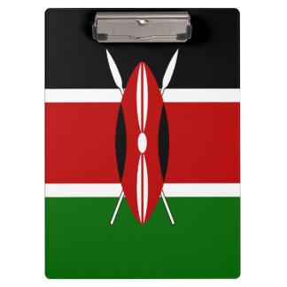 Porte-bloc Drapeau du Kenya