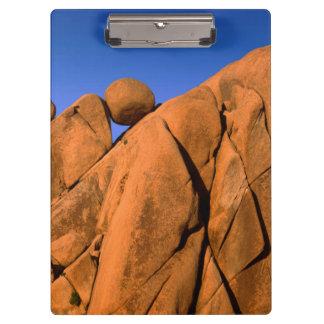 Porte-bloc Formation de roche unique, la Californie