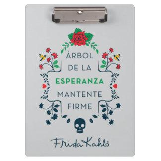 Porte-bloc Frida Kahlo | Árbol De La Esperanza