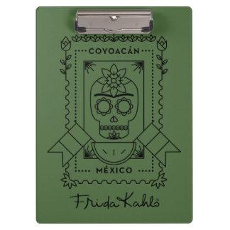Porte-bloc Frida Kahlo | Coyoacán