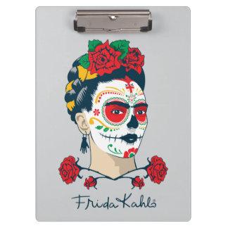 Porte-bloc Frida Kahlo | El Día de los Muertos