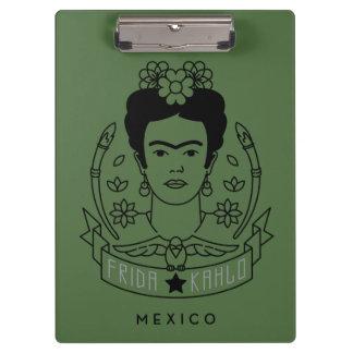 Porte-bloc Frida Kahlo | Heroína