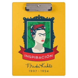 Porte-bloc Frida Kahlo | Inspiración