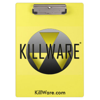 Porte-bloc KillWare® officiel Klipboard