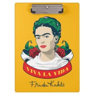 Porte-bloc La Vida de vivats de Frida Kahlo |