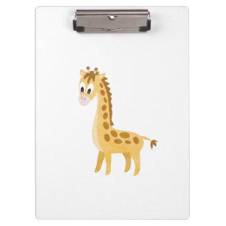 Porte-bloc Ma petite girafe
