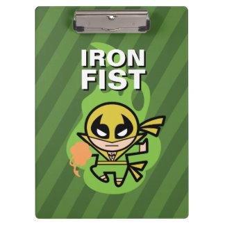 Porte-bloc Manipulation de Chi d'Iron Fist de Kawaii