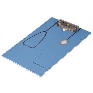 Porte-bloc Médical frotte docteur Blue Clipboard d'infirmière