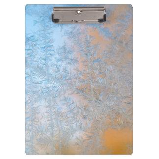 Porte-bloc Motif sensible de gel, le Wisconsin