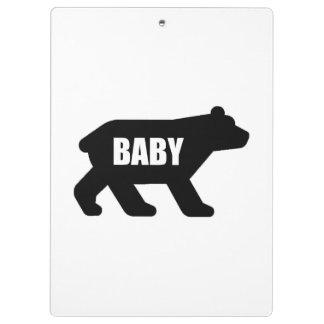 Porte-bloc Ours de bébé