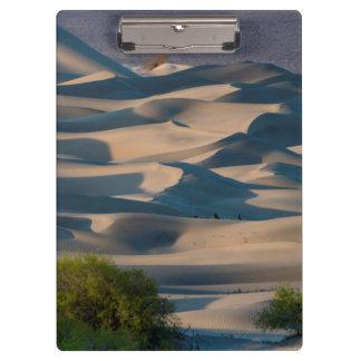 Porte-bloc Paysage de dune de sable, la Californie