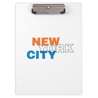 Porte-bloc Porte - bloc de New York City