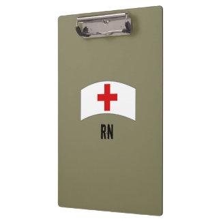 Porte-bloc Porte - bloc d'infirmière
