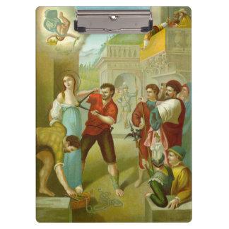 Porte-bloc St Agatha (M 003)