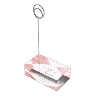 PORTE-CARTE DE TABLE