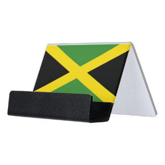 Porte-cartes avec le drapeau de la Jamaïque