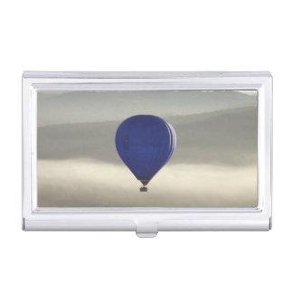 Porte-cartes de carte de visite brumeux de matin boîtiers pour cartes de visite