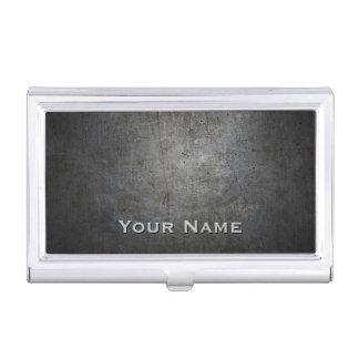 Porte-cartes de carte de visite personnalisé par boîtiers pour cartes de visite