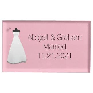 Porte-cartes de Tableau de mariage Porte-cartes De Table