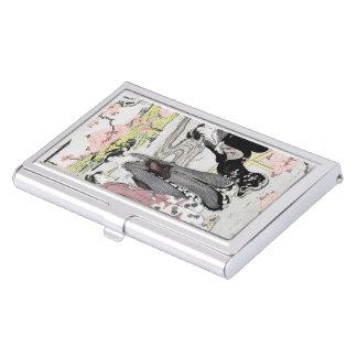 Porte-cartes De Visite Art vintage japonais #1